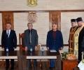 Клетва положиха кметовете и общинските съветници в община Братя Даскалови. Председател на ОбС стана Катя Иванова от ПД