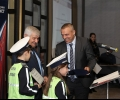 Отличиха кмета на Община Стара Загора за принос към пътната безопасност