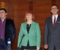 Клетва положиха кметът, съветниците и кметовете на кметства в община Чирпан. За председател на ОбС е избран Иван Станчев от МК ГЕРБ