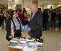 Зам.-председателят на Народното събрание Емил Христов дари книги на Регионалната библиотека