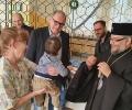 Младежката секция към Старозагорската митрополия направи дарение на Дома за медико-социални грижи за деца в Стара Загора