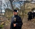 Митрополит Киприан посети павелбанското село Виден и Потопената църква на яз.
