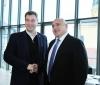 Засилване на потенциала на сътрудничество между България и Бавария обсъдиха премиерите Бойко Борисов и Маркус Зьодер
