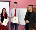 Връчиха стипендиите на двама гимназисти от Стара Загора