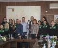 """Кметът Живко Тодоров поздрави баскетболистките на """"Берое"""" за спечелването на Купата на България"""