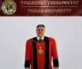 Обръщение на ректора на Тракийския университет в Стара Загора доц. д-р Добри Ярков към всички служители и студенти на висшето учебно заведение
