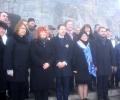 Трети март 2020 на Шипка - с областния управител, кмета на Казанлък и митрополит Киприан