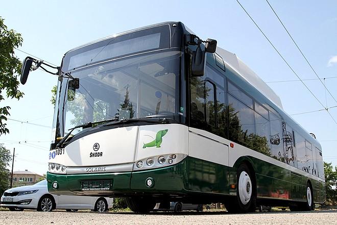 Avtobus gradski transport 660