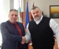 """Тракийският университет и ПГ по МСС """"Пейо Яворов"""" - Гоце Делчев подписаха споразумение за сътрудничество"""
