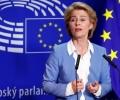 Реч на председателя на Еврокомисият Урсула Фон дер Лайен пред Европейския парламент относно борбата в ЕС с COVID-19 и последиците от нея