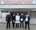 Областни дирекции на институции към МЗХГ дариха над 5000 лв. на УМБАЛ