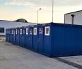 """AES България изгради """"градче на енергетика"""" за свои служители на площадката на ТЕЦ """"ЕЙ И ЕС Гълъбово"""" като част от мерките срещу COVID-19"""
