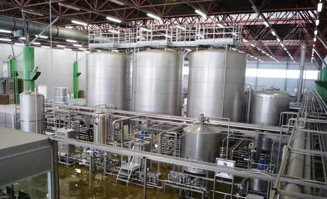 Breweries production