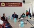 Министър Вълчев и министър Танева откриха Юбилейната научна конференция