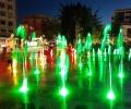 Пускат цветните фонтани пред Община Стара Загора