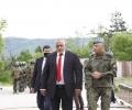 Премиерът Борисов поздрави военните по случай празника на Българската армия