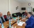 Тракийският университет и Българската стопанска камара проведоха работна среща