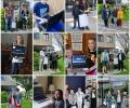 Служителите на DXC Technology България дариха над 300 компютъра на нуждаещи се семейства