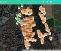 """Тестват специално ИТ приложение в парк """"Бедечка"""". Идентифицира дървета и ги отбелязва на карта с няколко движения с пръст"""