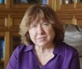 Светлана Алексиевич бе удостоена с почетната награда Open Society Prize за 2020 г.