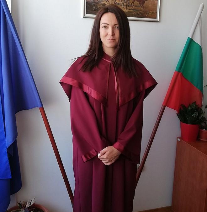 Мл. прокурор Казанлък