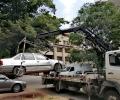 9 автомобила, излезли от употреба, бяха принудително премахнати от паркинги и междублокови пространства в Стара Загора