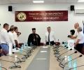 Старозагорският митрополит Киприан гостува на Тракийския университет