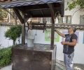 Обновиха кладенеца в двора на къщата на Гео Милев в Стара Загора