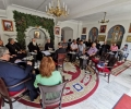 Епархийският съвет на Старозагорската митрополия проведе изнесено заседание в Бачковския манастир