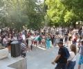 Без полицейска охрана премина първият протестен митинг в Стара Загора
