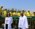 Студентите от Аграрния факултет на Тракийския университет се обучават в модерното агростопанство на родопското село Устина
