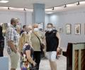 """Откриха изложба """"Рисунка и малка пластика"""" на млади старозагорски творци"""