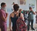 Студенти-доброволци от Тракийския университет се обучаваха в Поморие