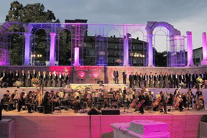 Forum - opera - orkestr