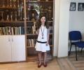 Три медала завоюва младата старозагорска шахматистка Фабиана Костадинова