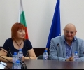 Тревога от суша срещна в Стара Загора екоминистъра с представители на местната власт от три области
