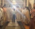 Божествена Златоустова литургия на днешния празник Успение Богородично вКазанлък