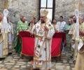 Грамоти от митрополит Киприан получиха укрепители на Потопената църква