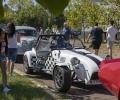 """Уникални ретро автомобили бяха представени по време на Рандеву """"Августа Траяна"""" в Стара Загора"""