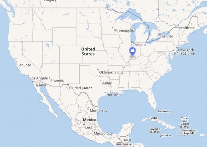 """Най-голямата въглищна централа в Индиана е """"Питърсбърг"""" с 2 146 мегавата инсталирана мощност"""