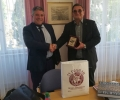 Ректорът на ТрУ доц. д-р Добри Ярков подписа меморандум с престижен немски университет