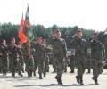 61-ва Стрямска механизирана бригада чества 28 години от създаването си
