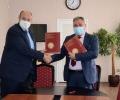 Ректорите на Тракийския университет и Техническия университет в София подписаха споразумение за сътрудничество в присъствието на министър Вълчев
