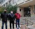 ВМРО дари предпазни средства за община Опан