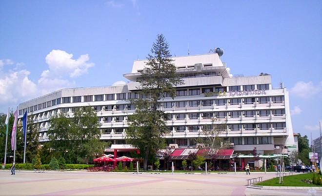 Kazanlak - hotel Kazanlak