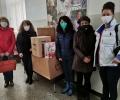 Старозагорските жени в БСП с дарение за тубдиспансера