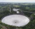 Учени призовават да се възстанови разрушеният радиотелескоп