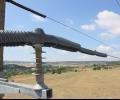 """EVN обезопаси 17 стълба от мрежата до Спасителния център за диви животни на """"Зелени Балкани"""" в Стара Загора"""