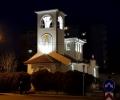 ГК ЛИПА дари ефектно фасадно осветление на храма в кв.