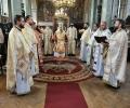 Митрополит Киприан възглави Света Златоустова литургия на Коледа в Стара Загора